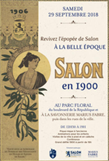 Revivez la Belle époque à Salon-de-Provence